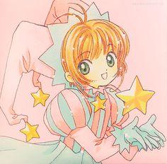 原宿 Pastel ★彡♪ Cardcaptor Sakura, Sakura Card Captor, Manga Anime, Anime Art, Chibi, Girls Anime, Fanart, Clear Card, Kawaii Art
