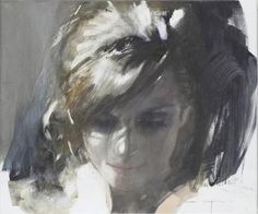 Yearning by Christine Comyn. Light and shadows