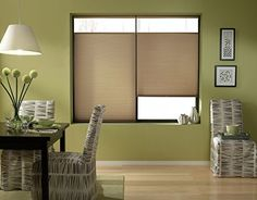 Custom Top Down Bottom Up Cordless Cellular Honeycomb Shades 72W x 48H Antique Linen * To view further for this item, visit the image link.