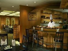 Matsu Japanese Restaurant - Located on the first floor and designed with a unique relaxing Zen inspired ambiance, guests can watch as the sushi masters artfully prepare a wide variety of sushi and sashimi at the Sushi Bar. http://www.millenniumhotels.com/millenniumjakarta/dining/matsu-japanese.html