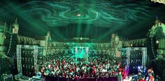 Aragon Ballroom — Chicago, Illinois   19 Insanely Unique Concert Venues To Visit Before You Die