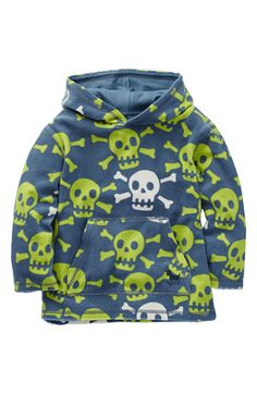Mini Boden 'Towelling' Hoodie (Little Boys & Big Boys) available at Nordstrom