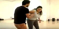 நடிகை நமீதா டான்ஸ் பழக்கும் போது நடந்த அத்துமீறல் !! | SSBN Online