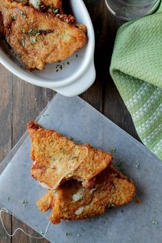 Fried Pizza Sandwiches | diethood.com