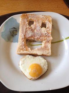 Breakfast Granddaughter style Sheffield, Breakfast, Food, Style, Swag, Hoods, Meals, Stylus