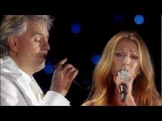 Céline Dion & Andrea Bocelli - The Prayer (Live NYC Central Park 2011) 720p HD *AMAZING*