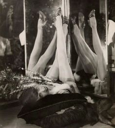 Burlesque Past and Present: Mistinguett and her lengthy legs!