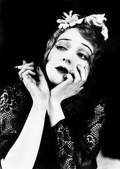 Madge Bellamy - Silent Movie Star (1899-1990)