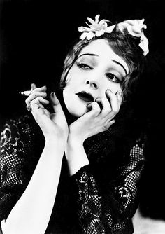 Madge Bellamy - Silent Movie Star (1899-1990)