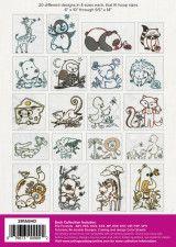 Anita Goodesign | Animal Sketches June 2015