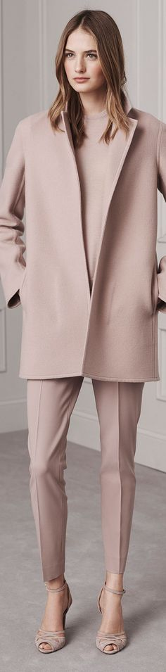 Clean lines and luxe metallic brocade combine to exquisite effect on