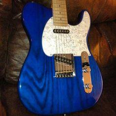 G Guitars and Basses ASAT Classic!