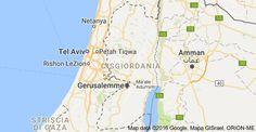 Mappa di: Palestine