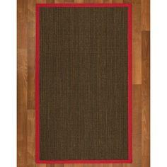 "Winston Porter Hedlund Hand Woven Brown Area Rug Rug Size: Runner 2'6"" X 8'"