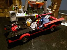 Holy retro Batcave, Batman! Lego's new Bat-set takes us back to the '60s