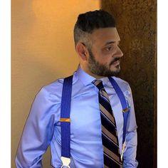 Mens Braces, Classic Suit, Suspenders, Mens Suits, Handsome, Menswear, Lovers, Paris, My Style