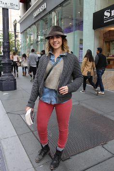 San Francisco, Layers, Street Style, Live, Fashion, Layering, Moda, Urban Style, Fashion Styles