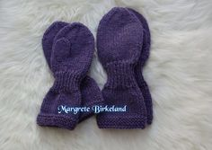 Mittens for kindergarden, the best. Knitting For Kids, Baby Knitting Patterns, Free Knitting, Free Crochet, Knit Crochet, Crochet Patterns, Mittens Pattern, Knit Mittens, Baby Barn