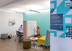 Kimball Office Showroom, Chicago – Illinois » Retail Design Blog