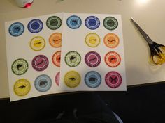 Wild Kratts Creature Power Discs to print and laminate