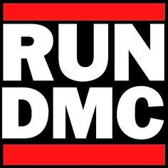 Best Band Logos of All Time 48. Run DMC