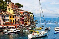 Portofino World: Portofino Marina - Italian Riviera | by © Luigi Cavasin A World apart.