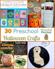 28 more easy halloween craft ideas for preschoolers