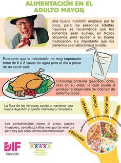 dieta saludable para un hombre adulto mayor