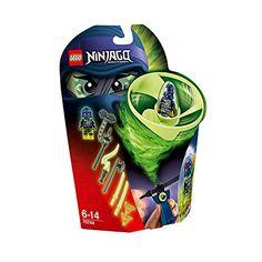 Lego 70744 - Ninjago Airjitzu Wrayth Flieger: Amazon.de: Spielzeug