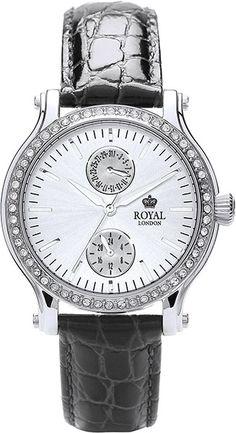 Женские часы Royal London RL-21373-01 Мужские часы Luminox XL.1942
