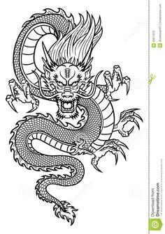 Chinese Dragon Royalty Free Stock Photo - Image: 33671675