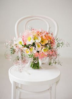 Poppy Wedding Bouquet Ideas: In Season Now