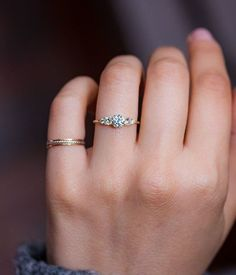 df84a79728e1 381 Best Engagement rings simple images in 2019
