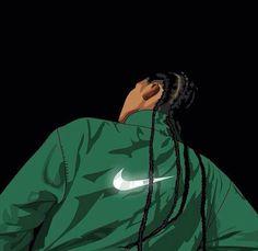 Nigga - Nike Jacket ✅