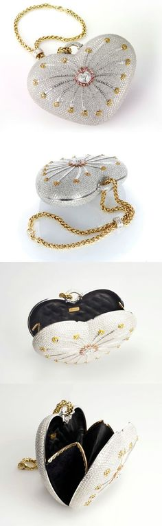 97ead6b48cd4 Most expensive bag in the world  Mouawad 1001 Nights Diamond Purse