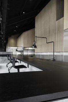 Flamingo Shanghai Office / Neri  Hu   AA13 – blog – Inspiration – Design – Architecture – Photographie – Art