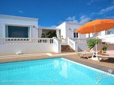 #Luxusvilla mit grosser Terrasse und #Privatpool in Puerto #Calero