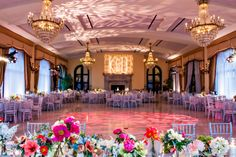 Blooms and Ballroom