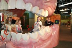 Click to learn about a great day at the Explorium in Lexington!