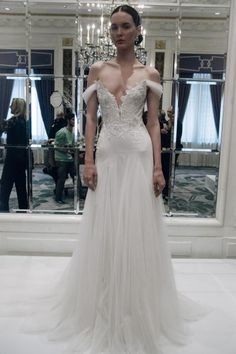 Hyacinth - Marchesa Bridal Spring 2016, from The Lane