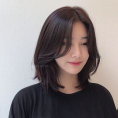 trendy haircut asian highlights – My World Medium Hair Cuts, Short Hair Cuts, Medium Hair Styles, Curly Hair Styles, Haircuts Straight Hair, Short Straight Hair, Asian Short Hair, Asian Haircut Short, Short Hair Korean Style