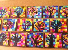 1000 images about teaching arts plastiques on pinterest arts plastiques postcards and - Couleur chaude et froide ...