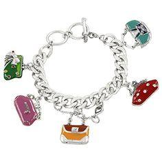 Handbag Charm Bracelet D7 Red Orange Pink Purple Purse Silver Tone Toggle Recyclebabe Bracelets http://www.amazon.com/dp/B0189YTTQ4/ref=cm_sw_r_pi_dp_8dDzwb1D6HTQM