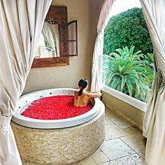 Cheeca lodge islamorada jacuzzi tub beautiful view blog