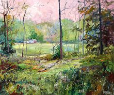 George Gallo | A Love for Oil Painting and Nature - Artist's Network