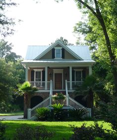 perfect southern cottage