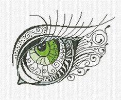 Sguardo Alfotoro Cross Stitch Pattern