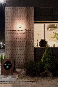 전주카페인테리어, 간판, 사인 Shop Signage, Wayfinding Signage, Signage Design, Facade Design, Wall Design, Exterior Design, Design Design, Cafe Sign, Cafe Bar