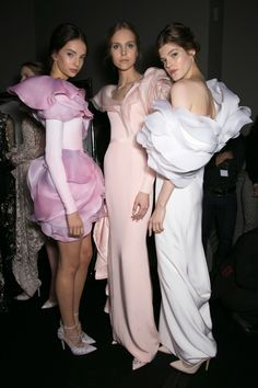 Ralph & Russo Couture Spring 2015  Spring Couture | ZsaZsa Bellagio - Like No Other