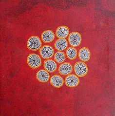 """Genesis"" - Aboriginal Art Preview Exhibition - 06-13-2007 : Advance contact: Stefania Fatone in ... Advance"